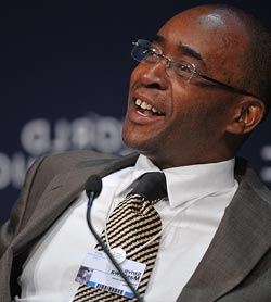 Econet boss Masiyiwa receives two top awards in one week