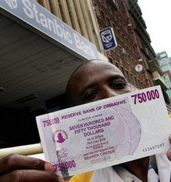 Zimbabwe's battle of the currencies: Sometimes economics and  politics find cooperation costly