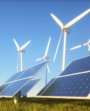 Africa gets $10bn pledge for renwable energy