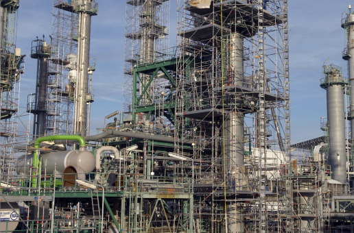 Nigeria says its oil refineries produce nothing