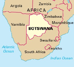 Botswana's economy in recession after Q3 contraction