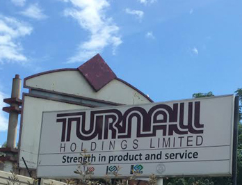 Turnall trims board to cut costs after return to profitability