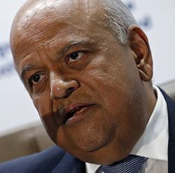 South Africa's budget will inspire confidence, Gordhan says