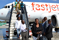 Fastjet to launch flights for popular Harare-Johannesburg route