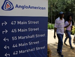 Anglo American looks to cut debt through asset sales
