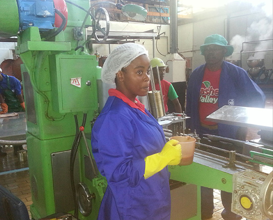 Cairns Foods commission new baked beans plant  in Mutare