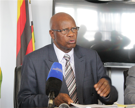 Chinamasa: Bond notes will be linked to exports
