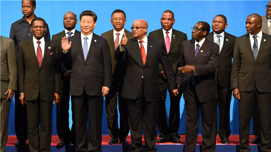 China, Africa ink $17 bln preliminary cooperation pacts