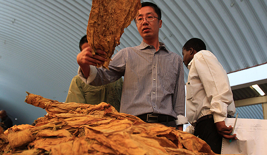 Tobacco sales reach $580mln