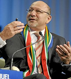 Firing South Africa's Gordhan would 'destroy economy' – Manuel