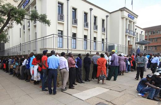 Cash shortages worsen as Zim awaits bond notes