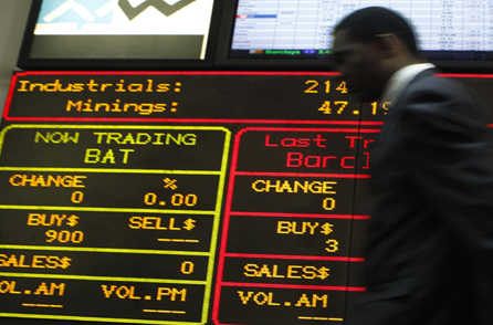 ZSE rebounds on Natfoods and OK, Delta stable