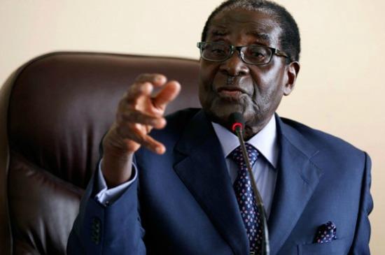 Mugabe: SA businesses in Zimbabwe safe
