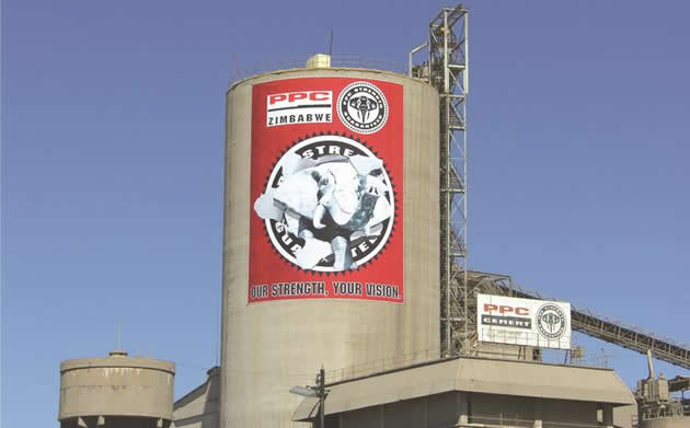 PPC commissions $85mln cement plant, targets exports