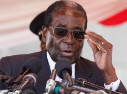 Mugabe commissions Vic Falls airport, says new look facility to boost tourism