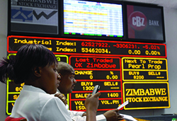 The future is golden as RioZim, Bindura drive resources index gains