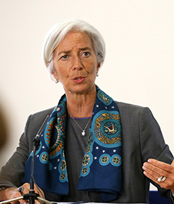 IMF chief guilty in French case