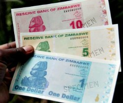 RBZ introduces new bond notes as the cash crisis persists