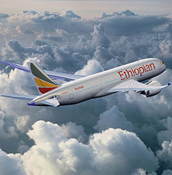 Ethiopian Airlines to launch Victoria Falls service on Sunday