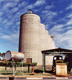 Millers give GMB $8m to renovate silos
