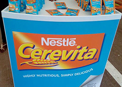 Nestle invests $2mln in new equipment, products