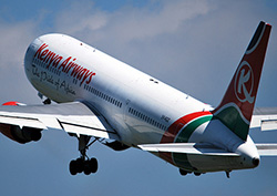 Zimbabwe welcomes Kenyan Airways direct flights to Victoria Falls