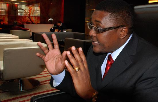 Mzembi: Filthy Harare unmarketable