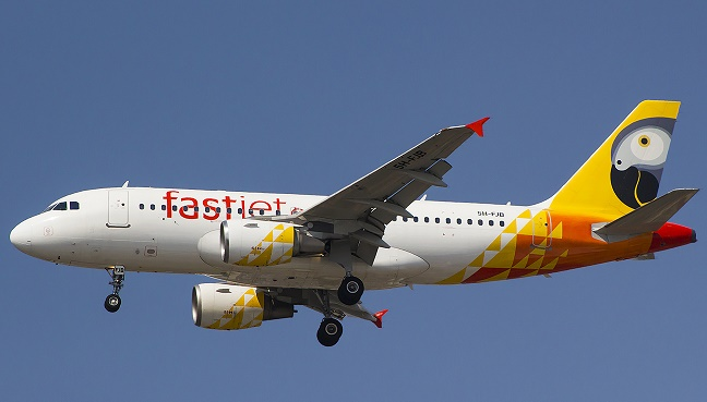 Fastjet increases  Hre-Joburg flights