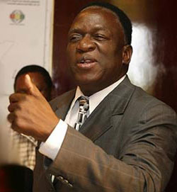 Plastic money  too expensive: Mnangagwa