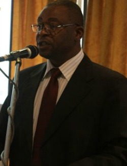 Nothing  racist about the land grab, says minister Mombeshora