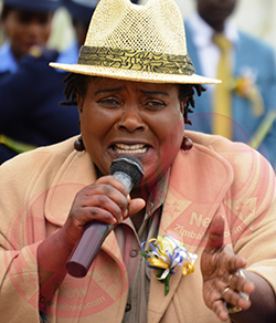 Minister  Chimene threatens Asian business community