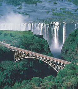 Toll fees introduced on iconic Victoria Falls Bridge