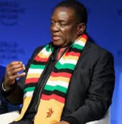 Mnangagwa says Trump's golf project welcome in Zimbabwe