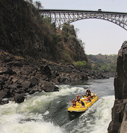 White water rafters oppose billion-dollar power project