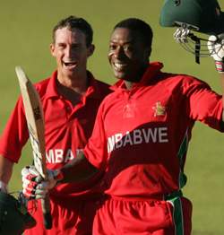 Sibanda ton sets up Zimbabwe ODI series win