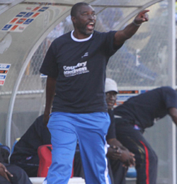 Chidzambwa urges Warriors self-belief