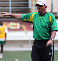 Pagels hails Cosafa squad as 'best'