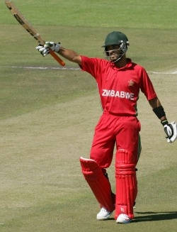 How Pakistan-born Raza came to play for Zim