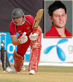 Kyle Jarvis dumps country for county