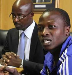 Chafa has no defence: Warriors doctor