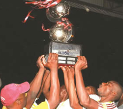 Shabanie edge Platinum to clinch Sup8r cup  Midas touch … Luke Masomere said Shabanie needed cup win more than any other team