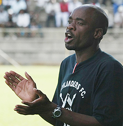Bosso, CAPS separated  in Mbada draw