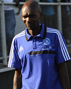 Stakes high  as Bosso, DeMbare face off  On target … Tawanda Muparati was on target for Dynamos against Tripple B