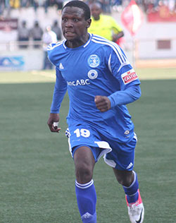 Bosso, DeMbare,  City drop points in weekend draws  Missed … Kelvin Kaindu (middle) was allowed to attend a oaching course in the UK