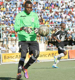 Keeper heroics send Bosso into Mbada finals