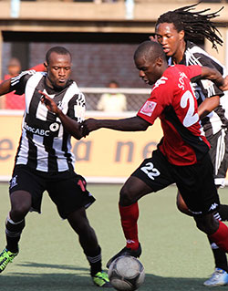 Harare City top after hammering Bosso 4-0