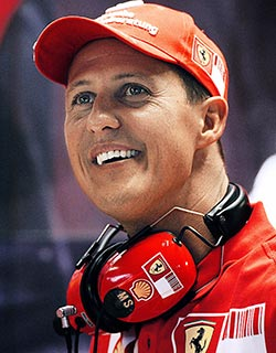 Schumacher  'stable' in hospital
