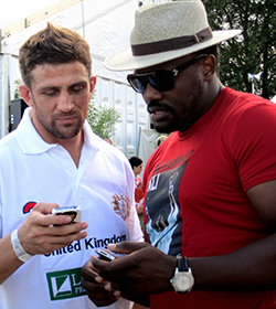 Chisora plans DRC Ali anniversary fight