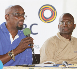DeMbare  unable to pay staff, close offices