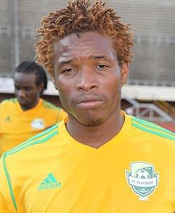 Ngodzo  completes Highlanders return